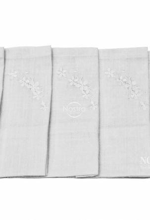 Medvilninės siuvinėtos servetėlės