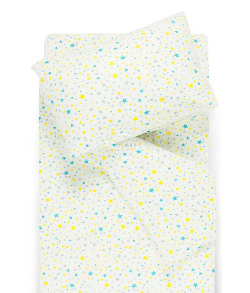 Children flannel bedding set SOFT STARS
