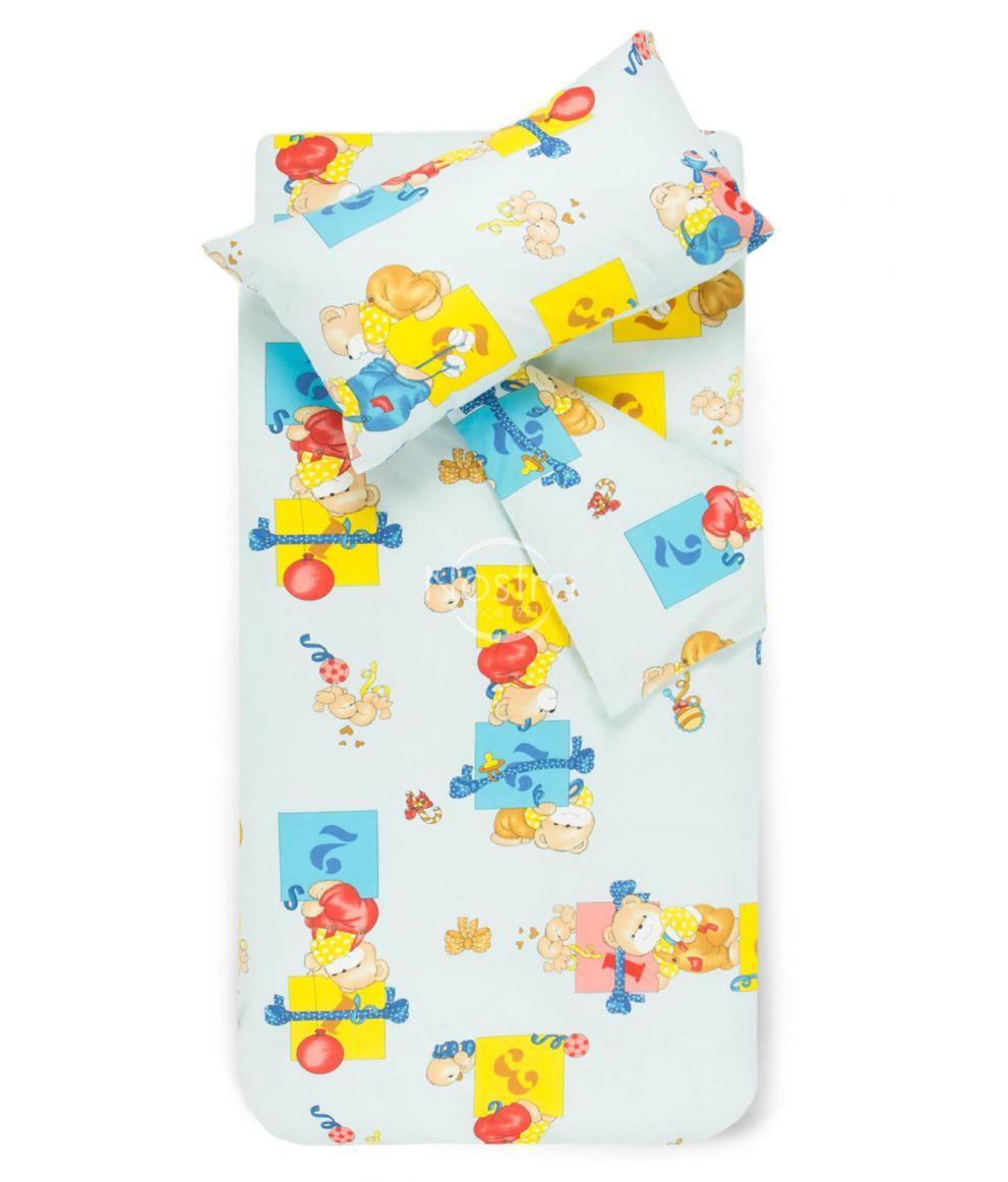 Детское постельное белье LITTLE BEARS & FRIENDS
