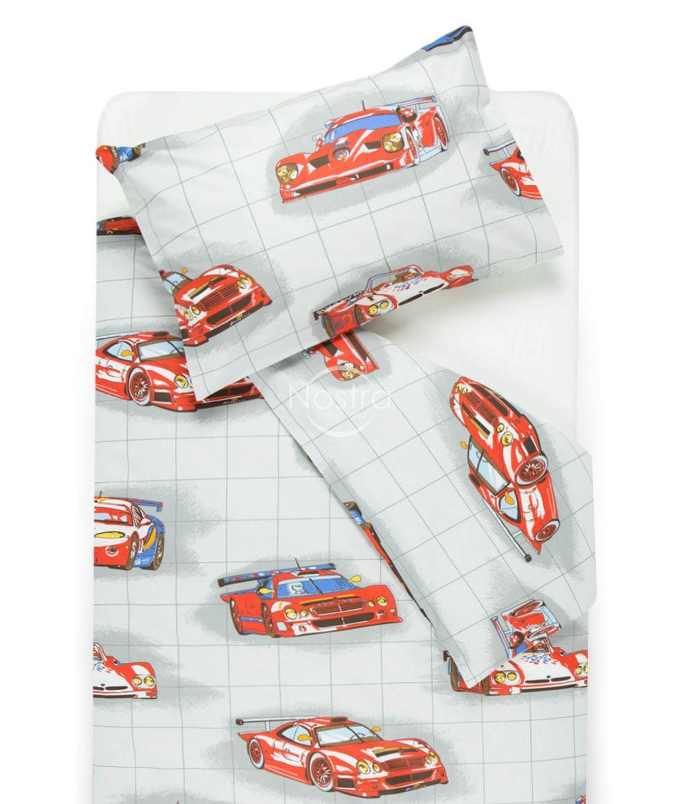 Детское постельное белье RACING CARS