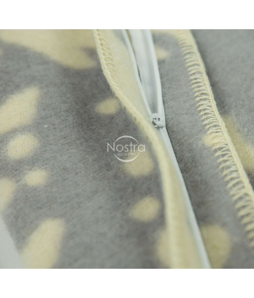 Merino vilnos pagalvės užvalkalas