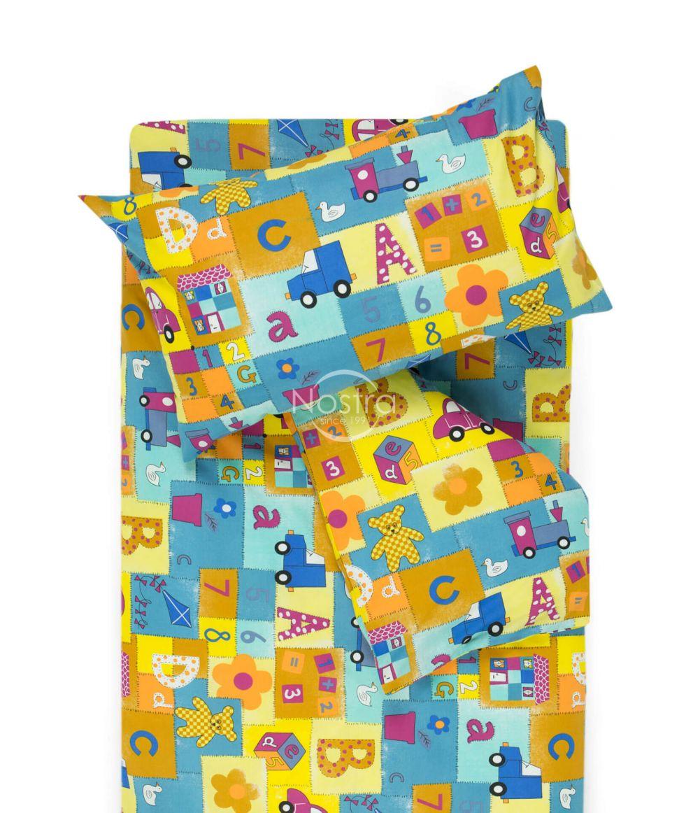 Детское постельное белье ABC