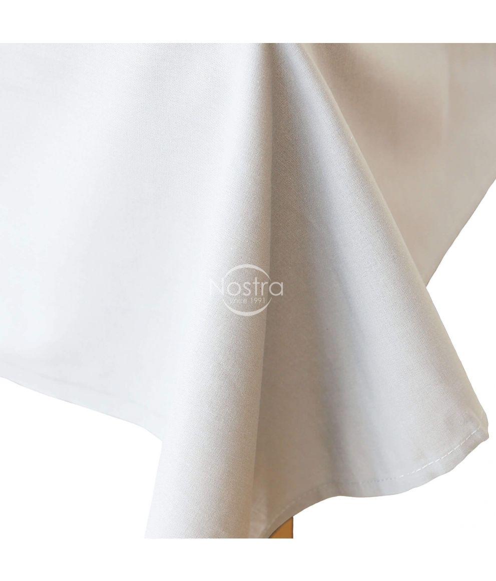 Белое простыня T-200-BED