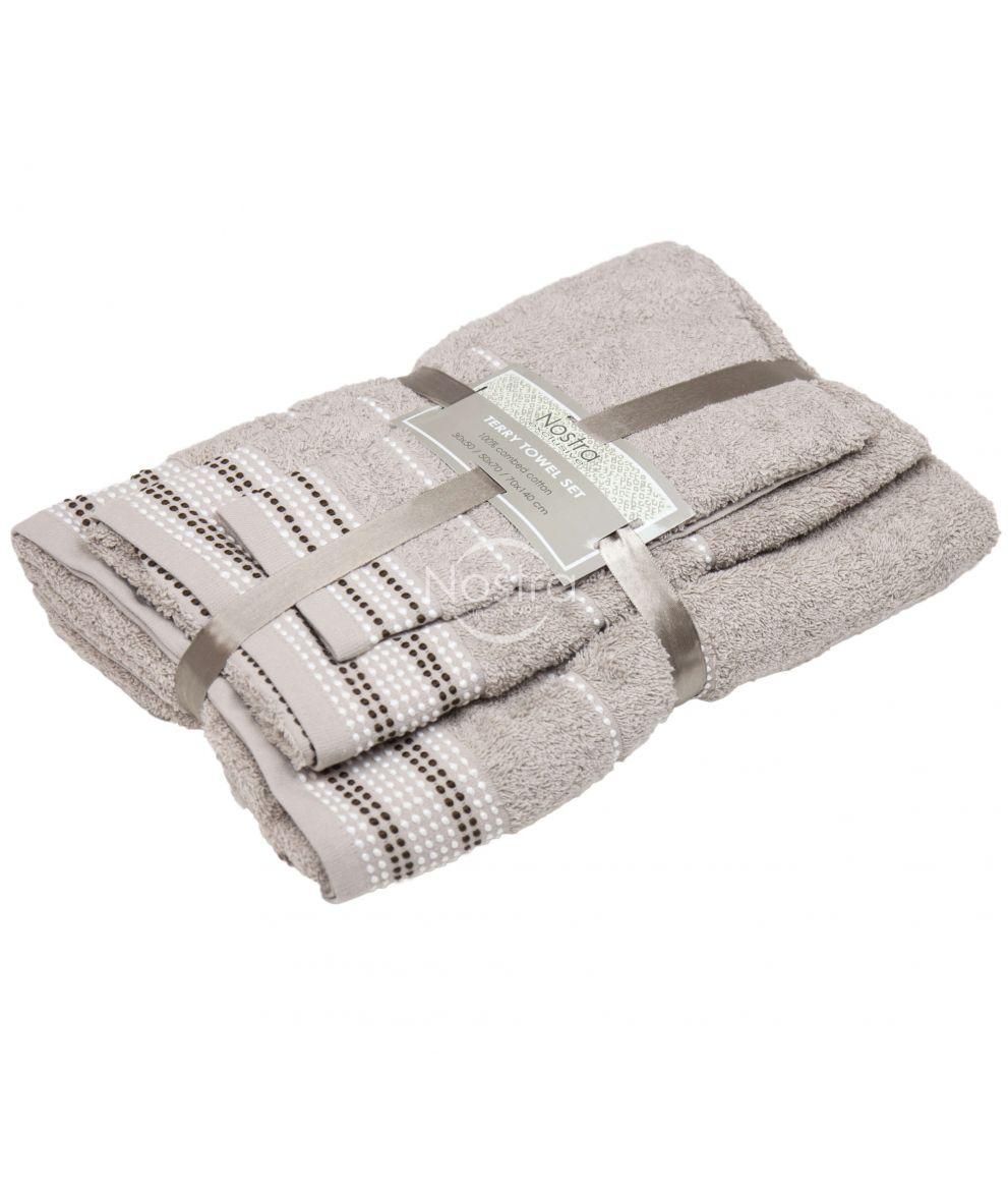 3 pieces towel set T0044