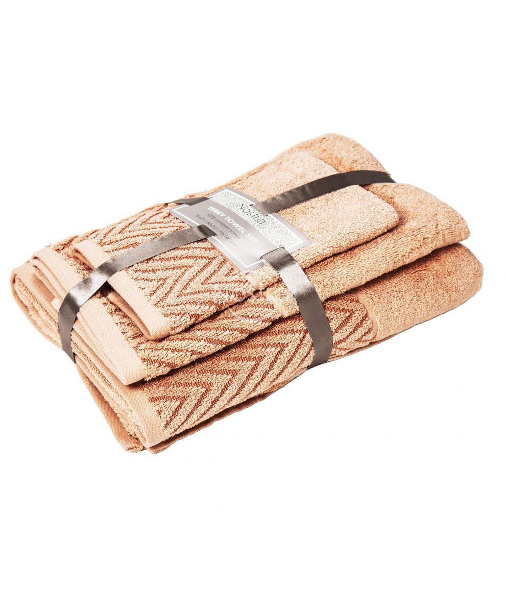 3 dalių rankšluosčių komplektas T0108
