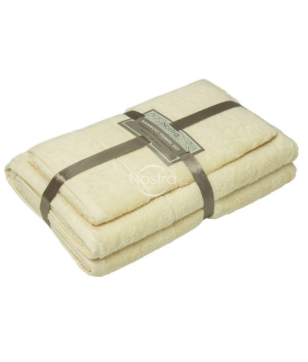 Бамбуковые набор полотенец BAMBOO-600