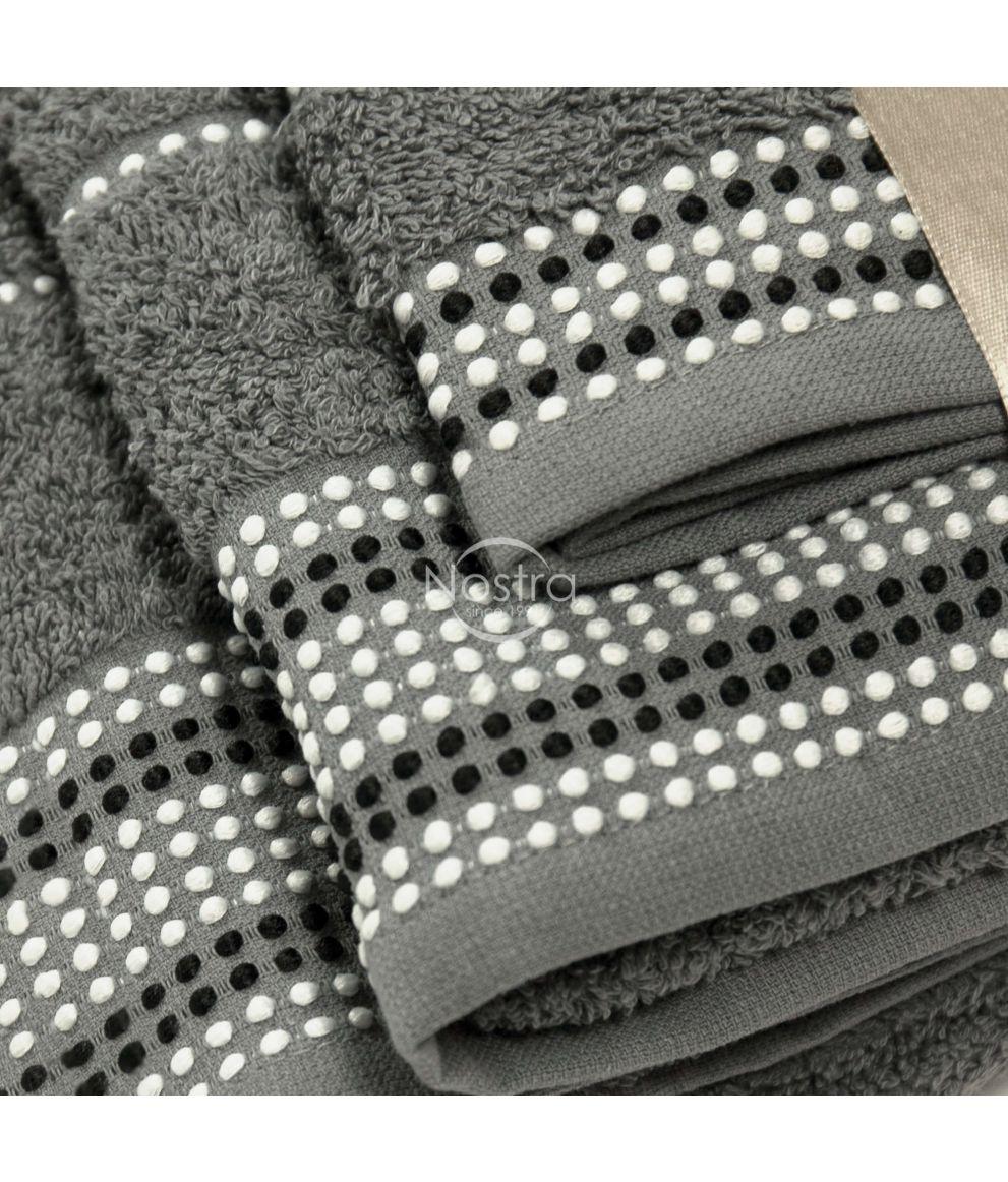 3 dalių rankšluosčių komplektas T0044 T0044-GREY