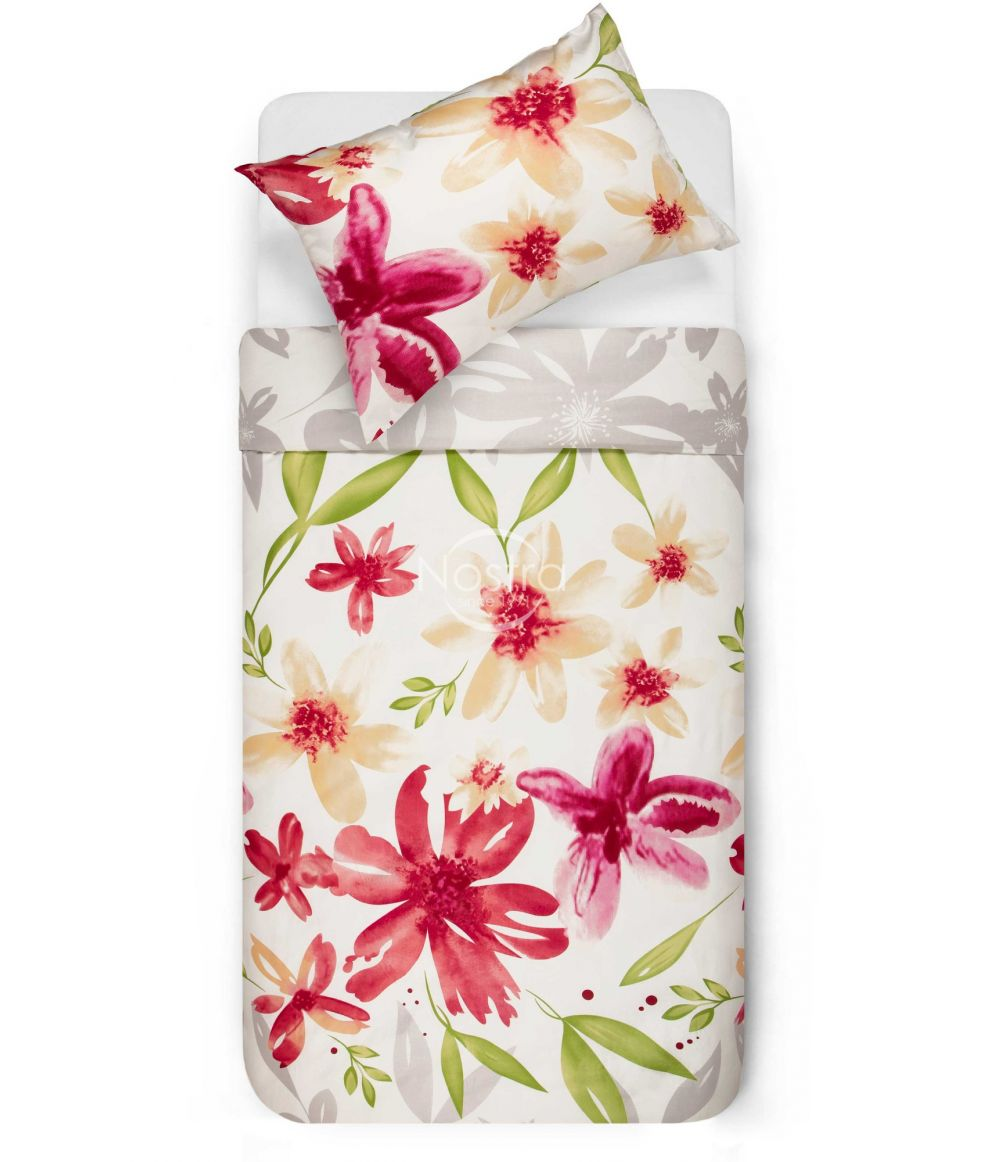 Sateen bedding set AMY