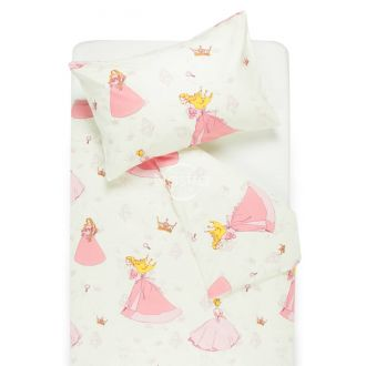 Children bedding set BEAUTIFUL PRINCESS 10-0416-PINK