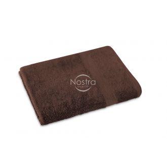 Towels 550 g/m2 550-DARK BROWN
