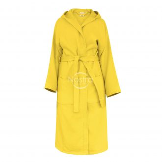 Chalatas PIQUE su gobtuvu 380 BATHROBE-ASPEN GOLD