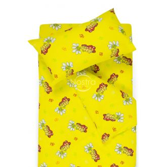 Children bedding set YOUNG BUTTERFLY 10-0333-YELLOW