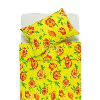 glamzyta patalyne geltonos spalvos