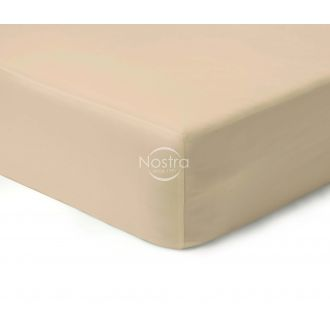 Fitted sateen sheets 00-0169-SOFT SALMO