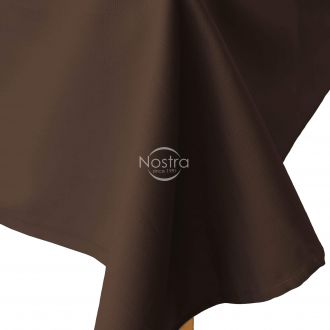 Flat cotton sheet 00-0205-BROWN