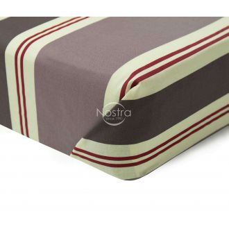 Cotton sheet 196-BED 30-0518-EXC.GREY