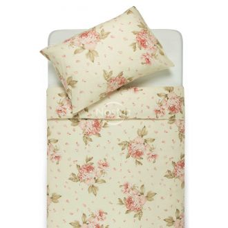 Cotton bedding set DANIELA 20-0145-RED