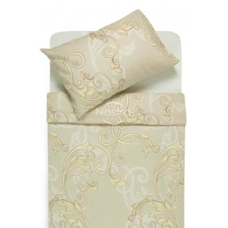 Серсукер постельное бельё ELSA 40-1040-BROWN