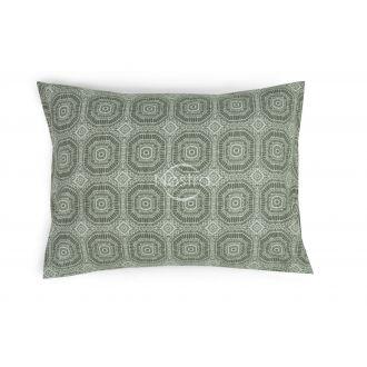 Flanelės pagalvės užvalkalas su užtrauktukais 40-1044-GREY