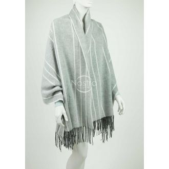 Scarf MAROCCO 80-3079-LIGHT GREY