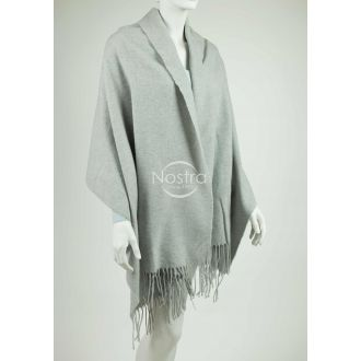 Scarf MAROCCO 00-0286-LIGHT GREY