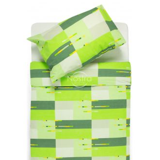 Cotton bedding set DOROTTA 30-0304-GREEN