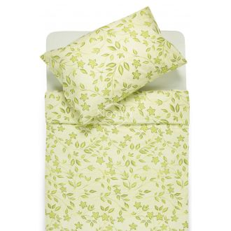 Cotton bedding set DYLANNE 20-0175-GREEN