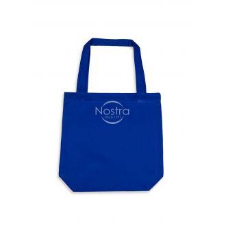 Organic cotton shopping bag 73000-ROYAL BLUE