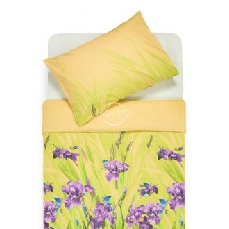 Cotton bedding set DRU 20-1472-VIOLET