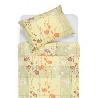 Cotton bedding set DORINA 20-0530-TERRA