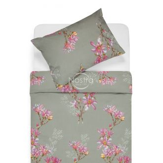 Polycotton bedding set HELGE 20-1507-GREY