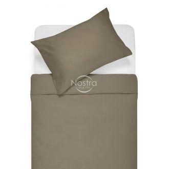 Sateen bedding set ADELA 00-0211-CACAO