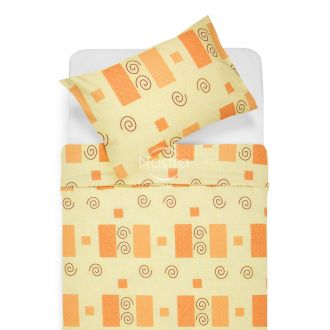 Cotton bedding set DRAGANA 30-0039-TERRA