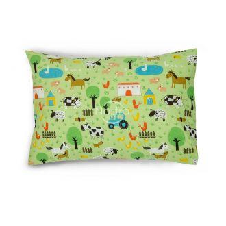 Pillow cases SALDUS SAPNAS 10-0513-GREEN