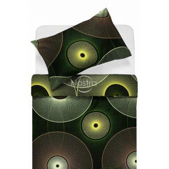 Постельное бельё из сатина ADELITA 30-0285-GR.YELLOW