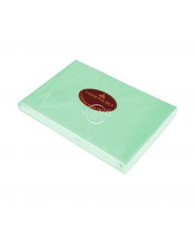 Полиэстеровая простыня на резинке 15-6114-GREEN