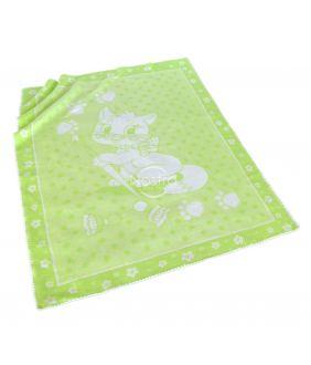 Детское одеяло SUMMER 80-1012-GREEN 5