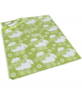 Детское одеяло SUMMER 80-1022-GREEN 5