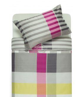 Sateen bedding set ALTEA 30-0427-GREY