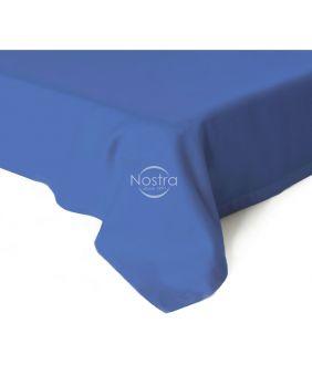 Flat sateen sheets 00-0271-BLUE