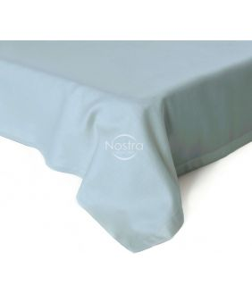 Flat sateen sheets 00-0186-FOREVER BLUE