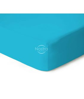 Fitted jersey sheets JERSEY JERSEY-AQUA