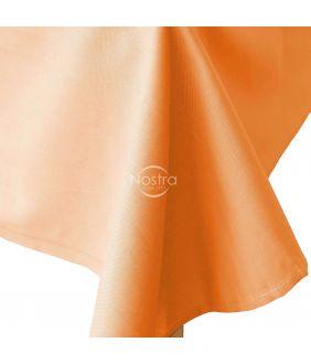 Flat cotton sheet 00-0010-ORANGE