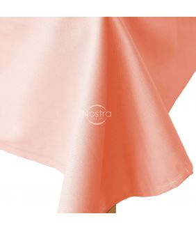 Flat cotton sheet 00-0308-PEACH