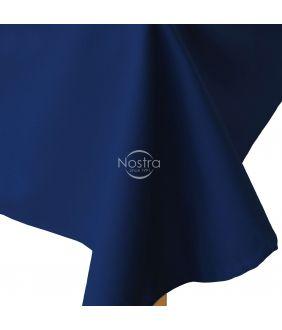 Drobės paklodė 00-0317-DARK BLUE