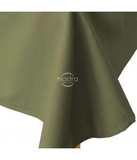 Flat cotton sheet 00-0303-KHAKI