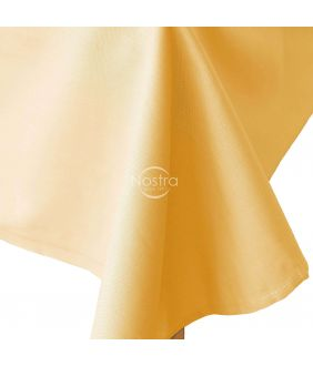 Flat cotton sheet 00-0009-SUN YELLOW