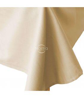 Flat cotton sheet 00-0060-BEIGE