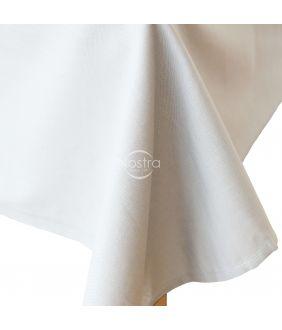 Balta drobės paklodė 00-0000-OPT.WHITE