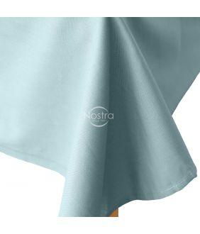 Flat cotton sheet 00-0051-L.BLUE
